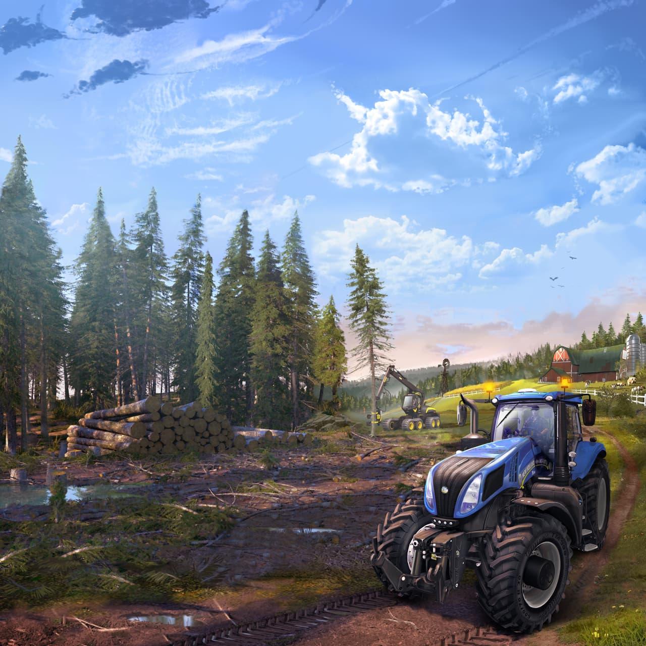 Farming Simulator 15 - Image n°6