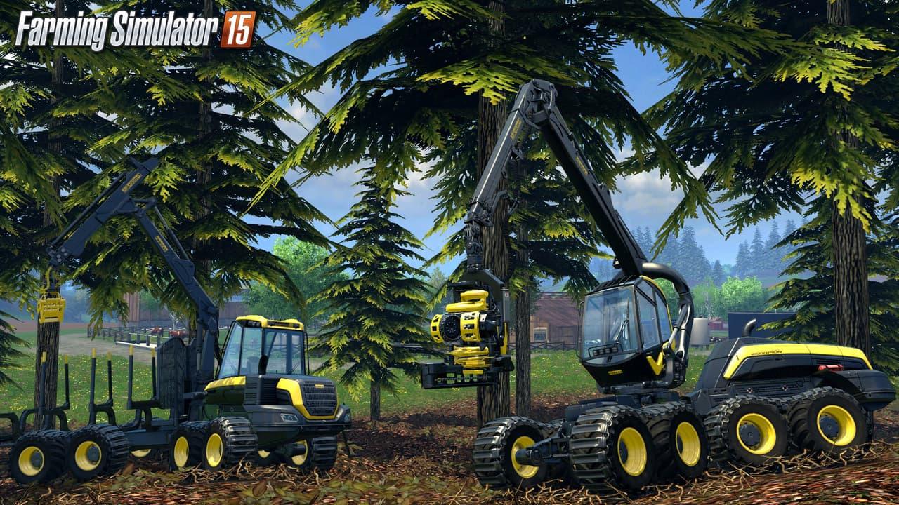 Farming Simulator 15 - Image n°8