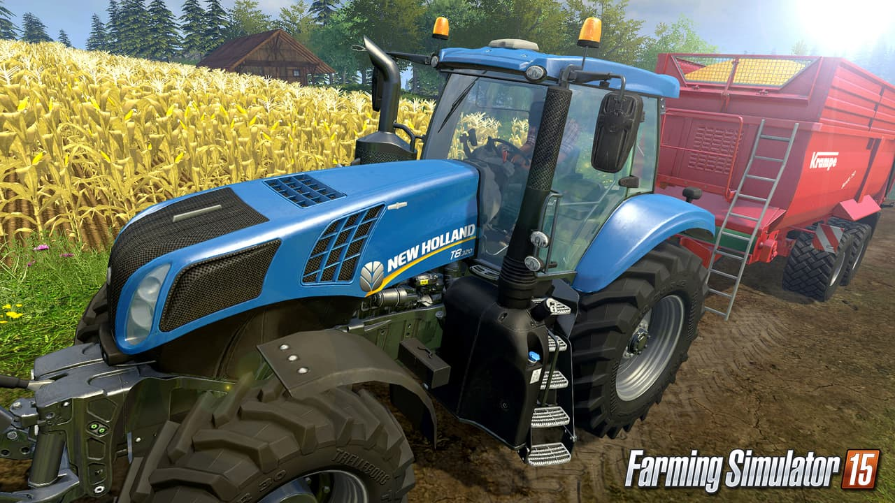 Farming Simulator 15 - Image n°7