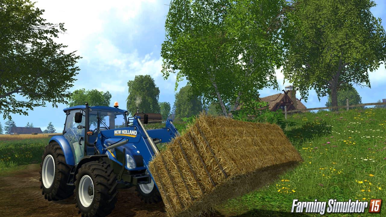 Farming Simulator 15 Xbox