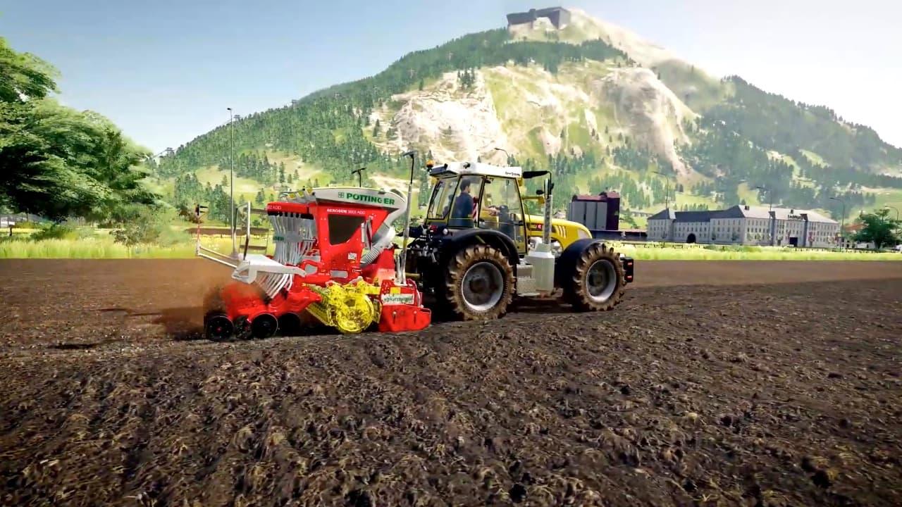 Farming Simulator 19 - Extension Alpine Farming