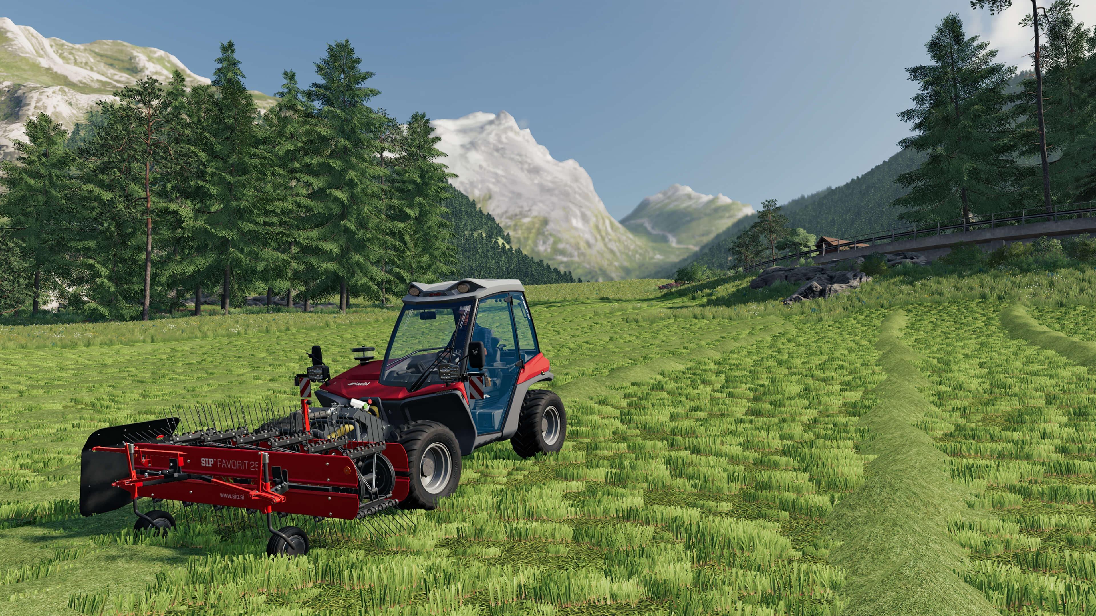 Farming Simulator 19 - Extension Alpine Farming Xbox