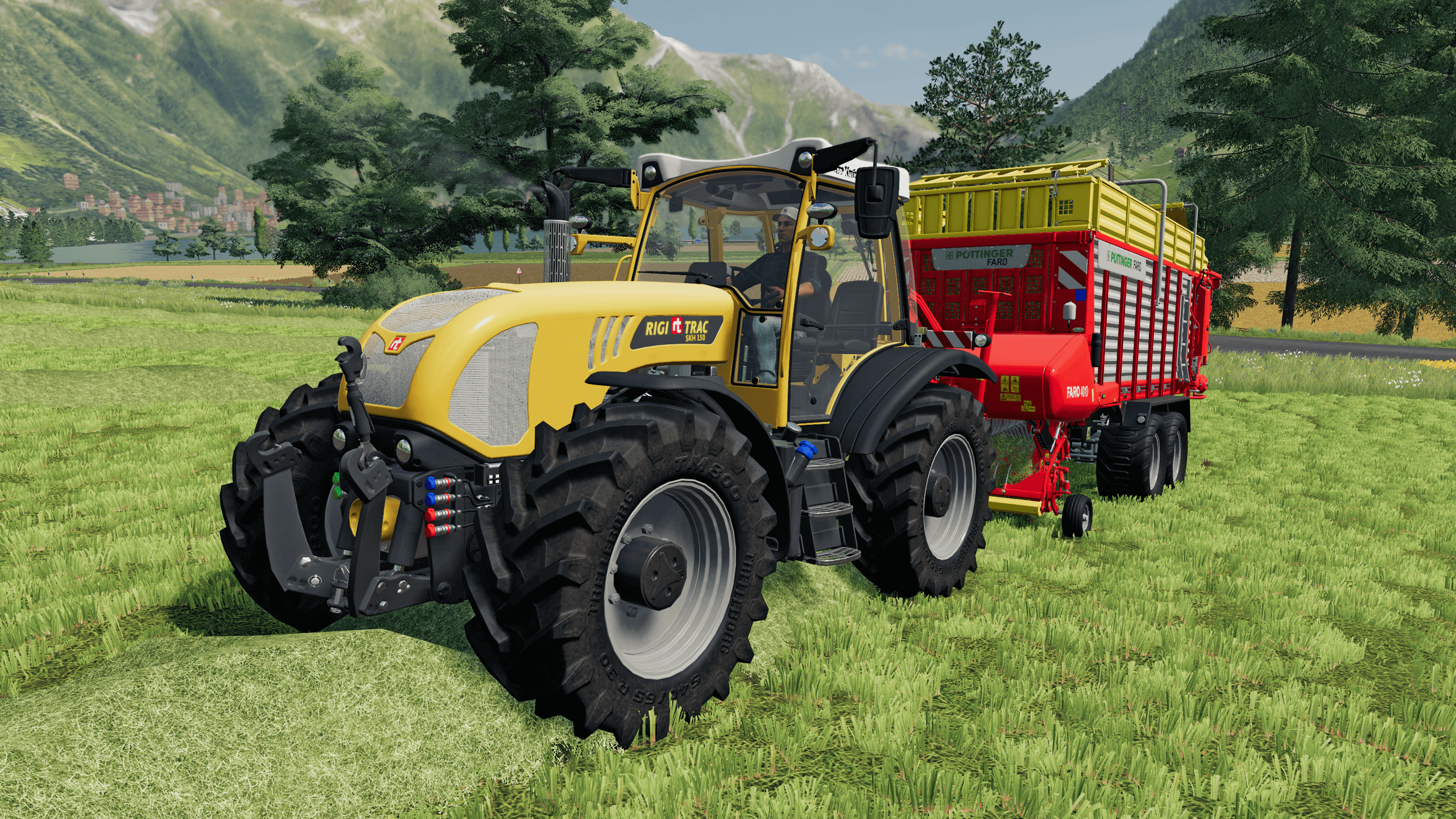 Xbox One Farming Simulator 19 - Extension Alpine Farming