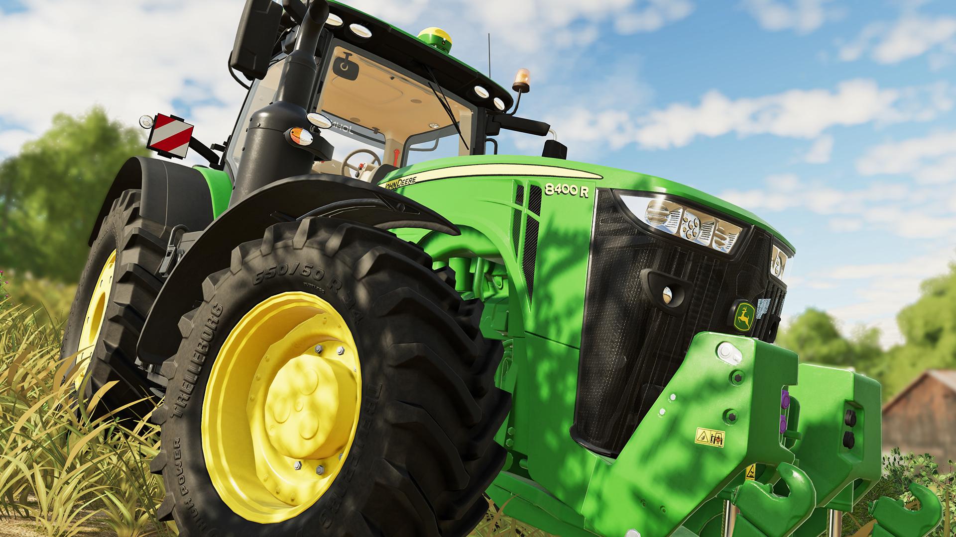 Xbox One Farming Simulator 19