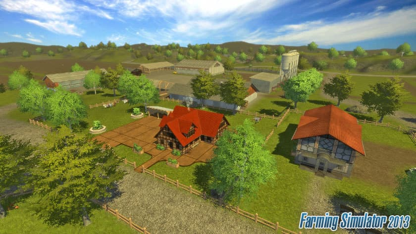 Farming Simulator 2013 - Image n°7