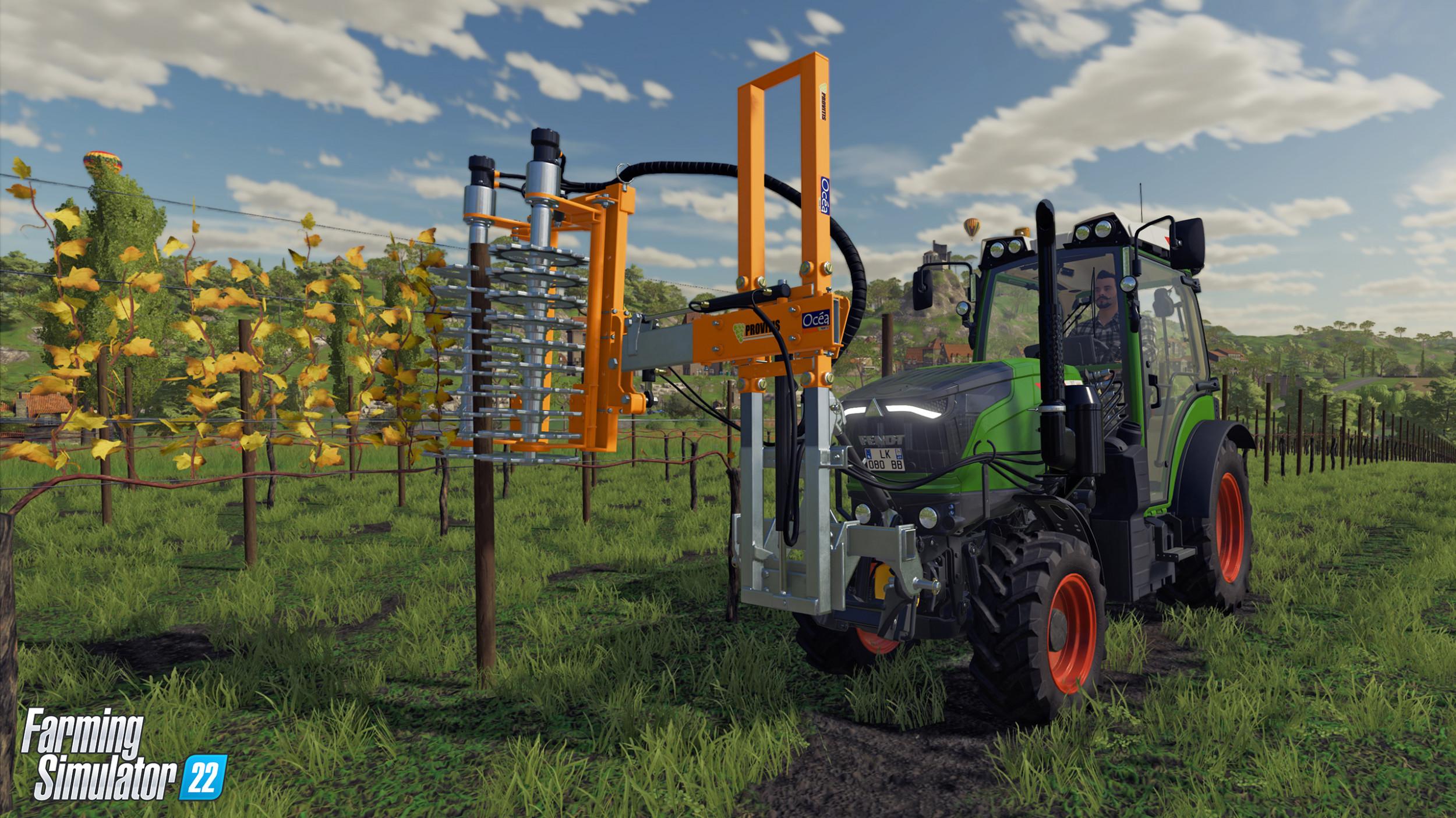 Xbox Series X & S Farming Simulator 22