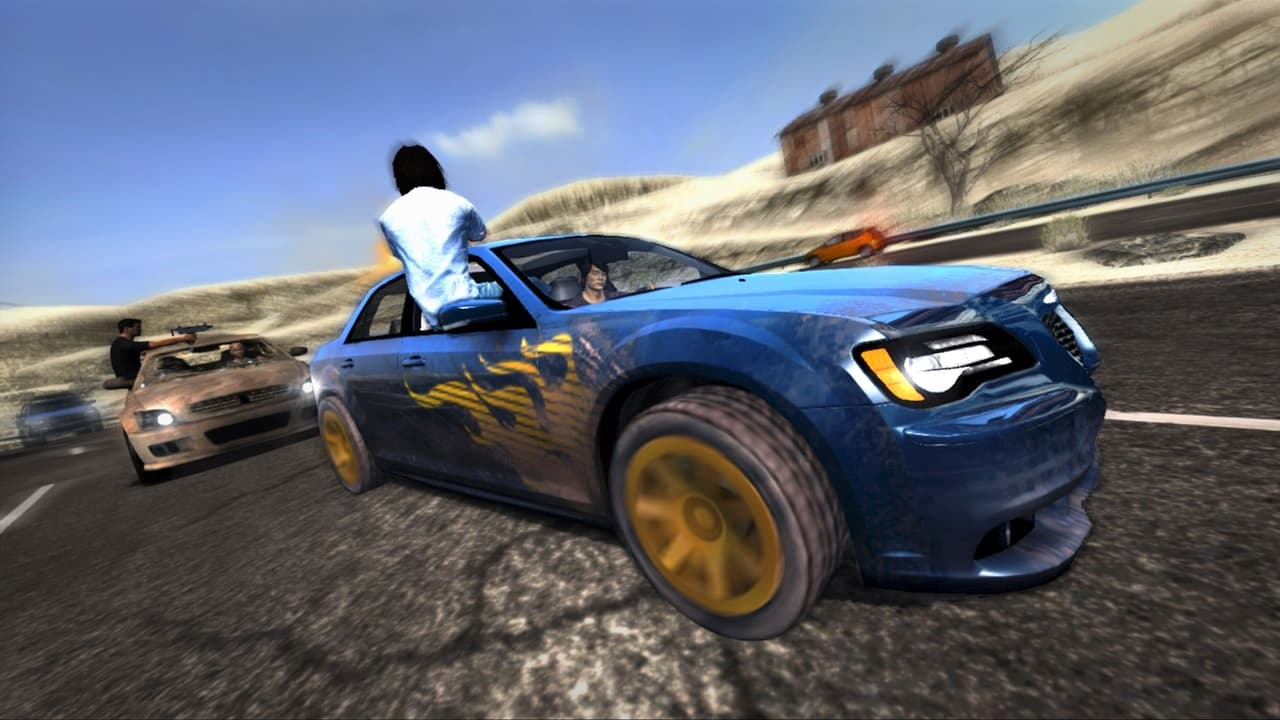 Fast and Furious:Showdown Xbox 360