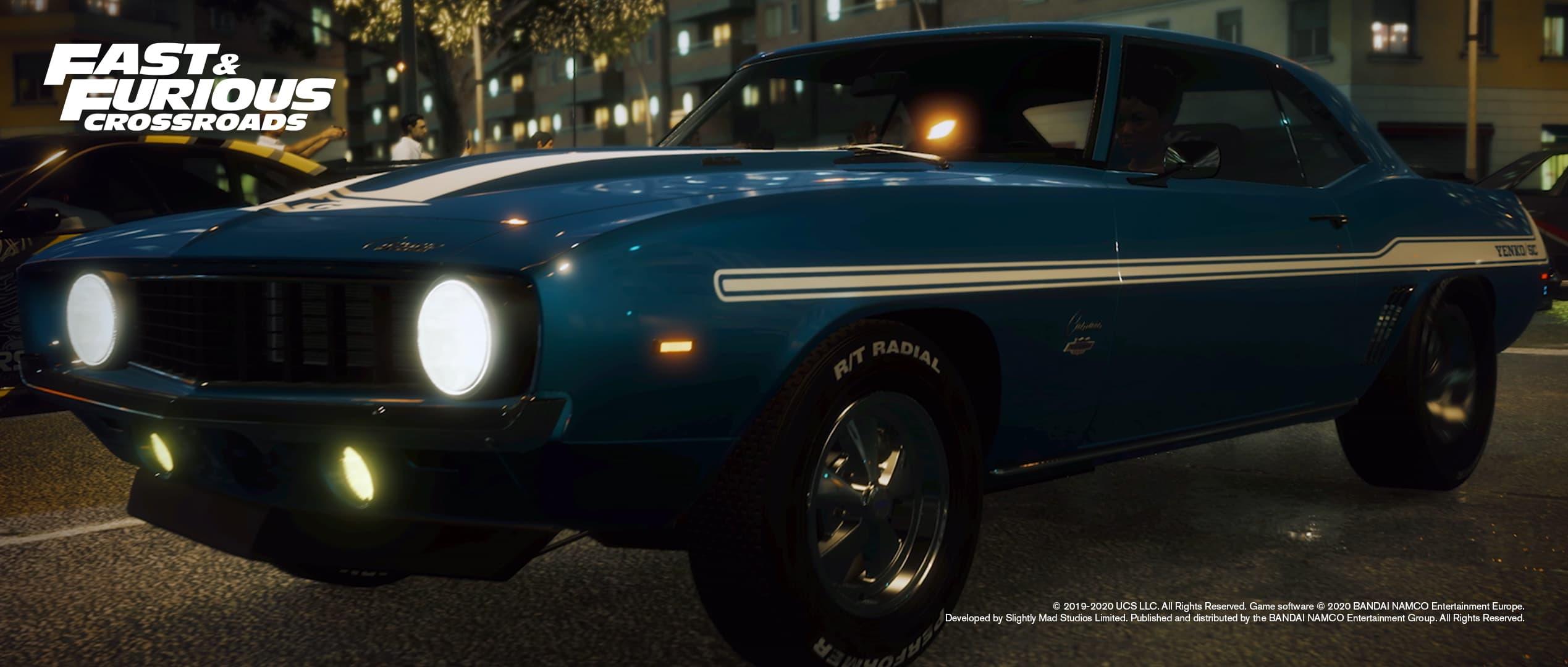 Fast & Furious: Crossroads Xbox One
