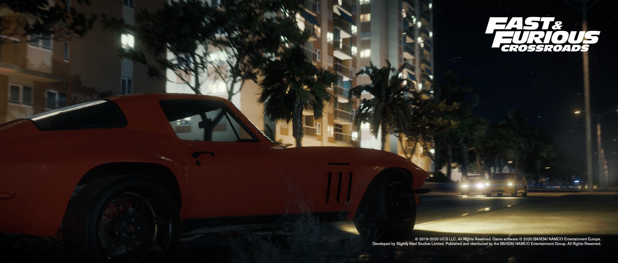 Fast & Furious: Crossroads Xbox