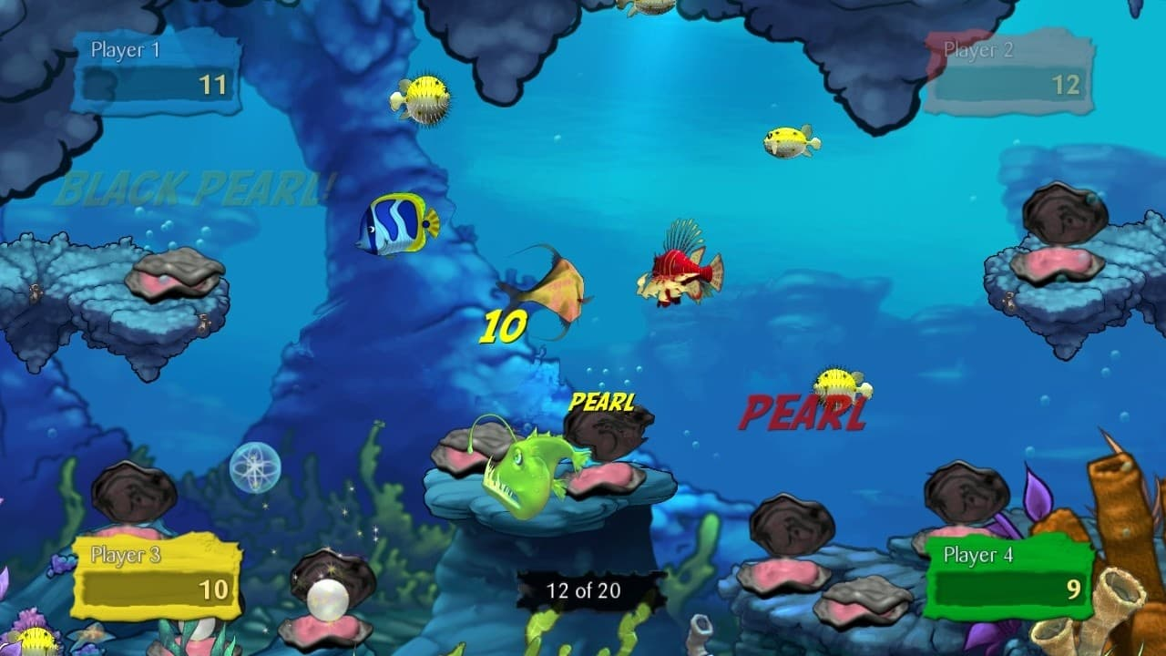 Feeding Frenzy 2: Shipwreck Showdown Xbox 360
