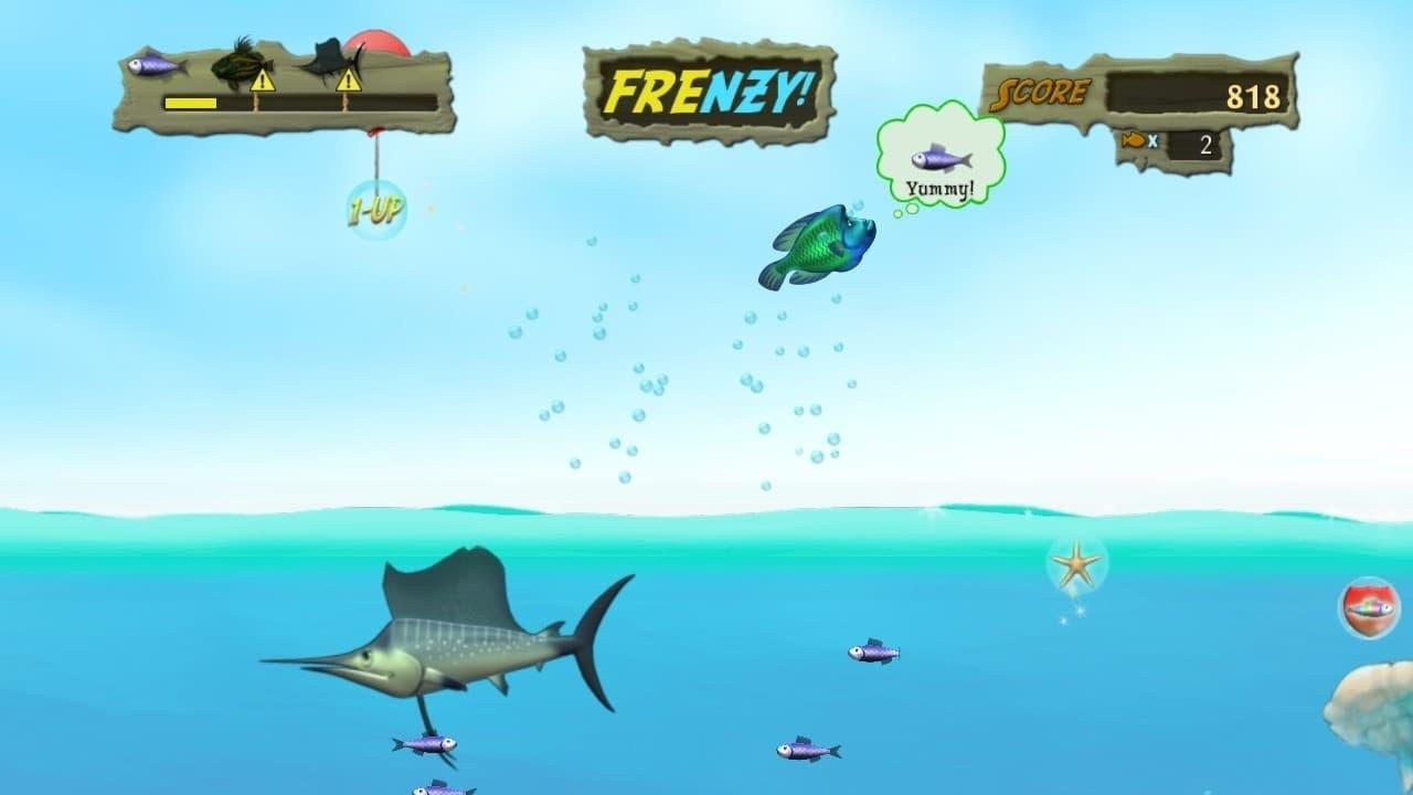 Feeding Frenzy 2: Shipwreck Showdown - Image n°8