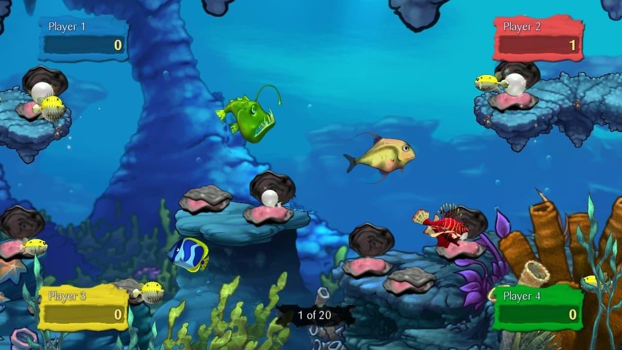 Feeding Frenzy 2: Shipwreck Showdown Xbox