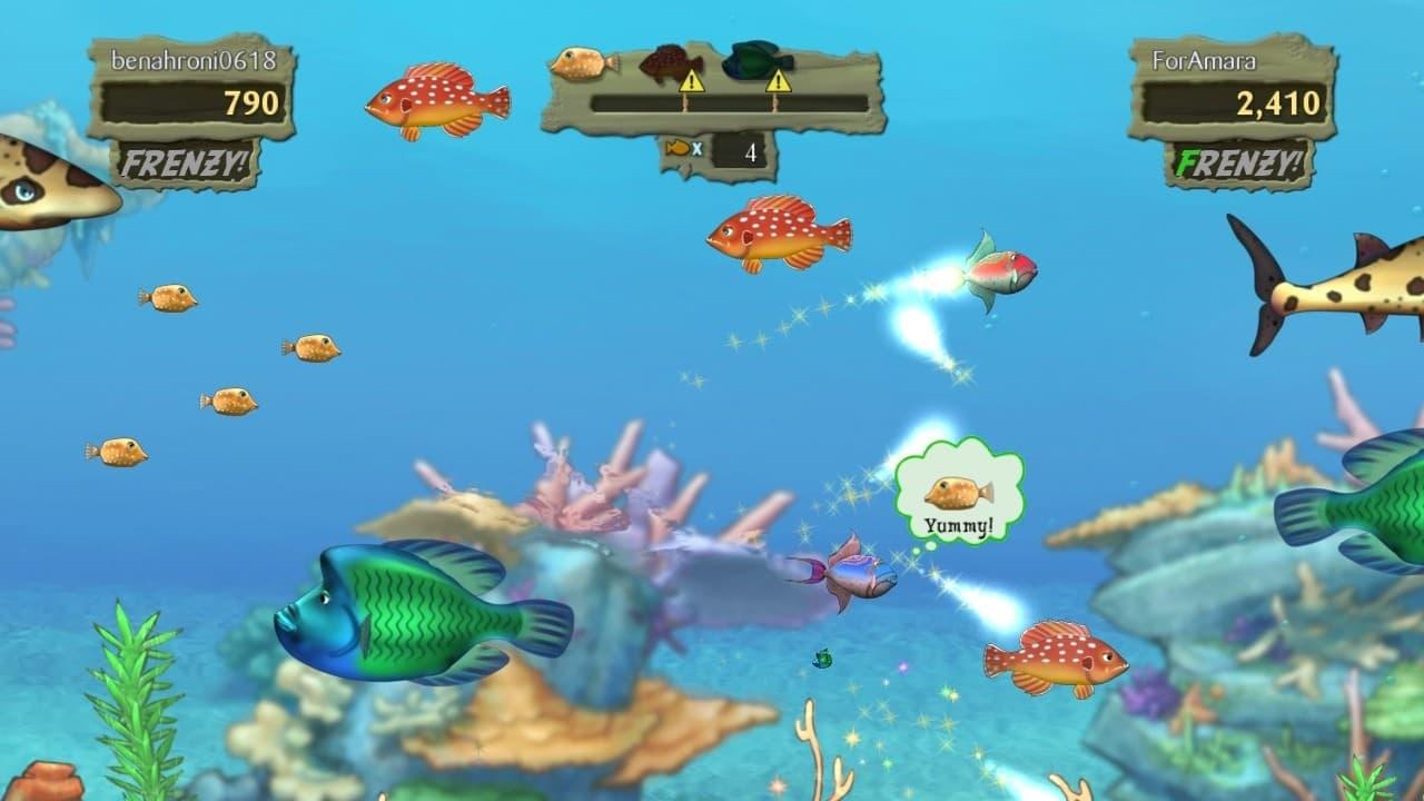 Xbox 360 Feeding Frenzy 2: Shipwreck Showdown