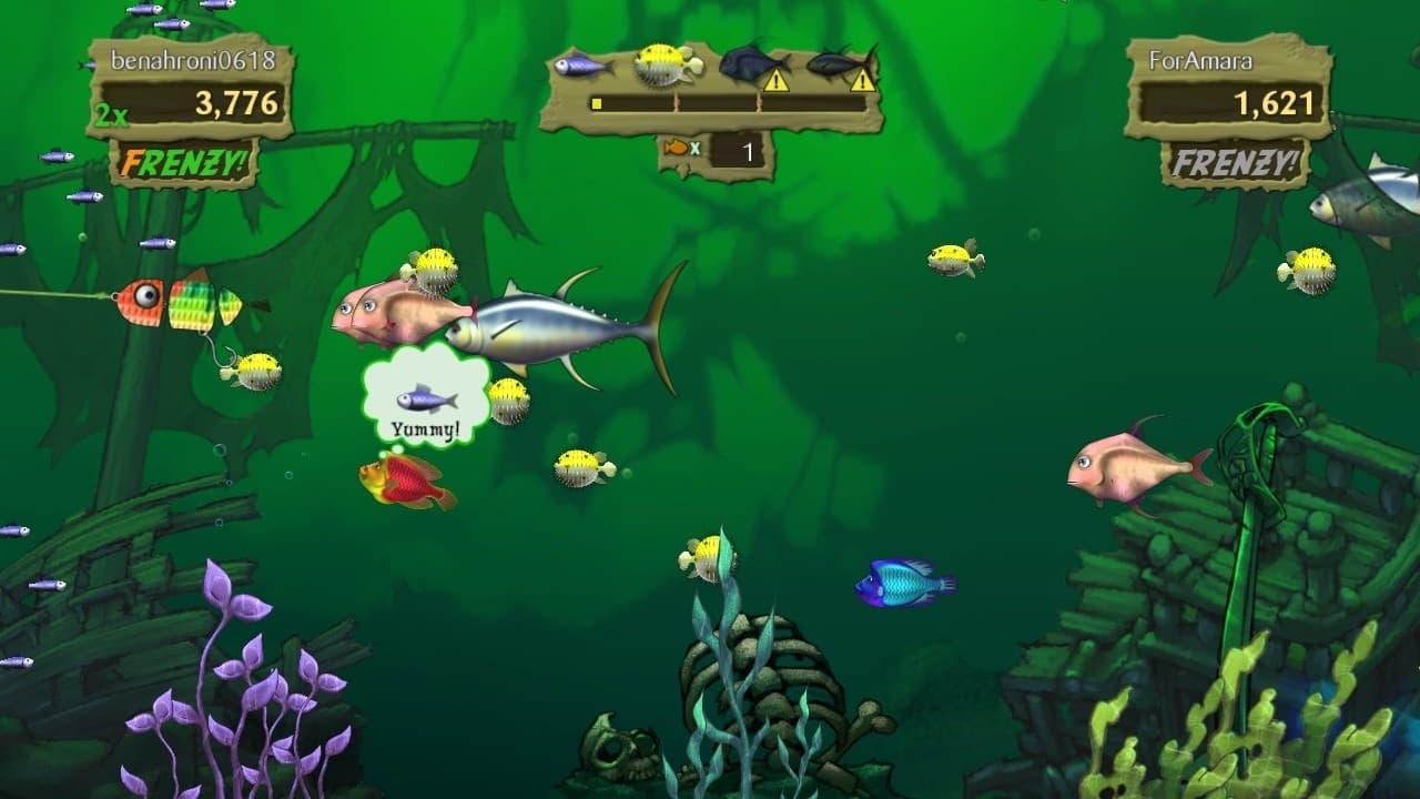 Feeding Frenzy 2: Shipwreck Showdown - Image n°7