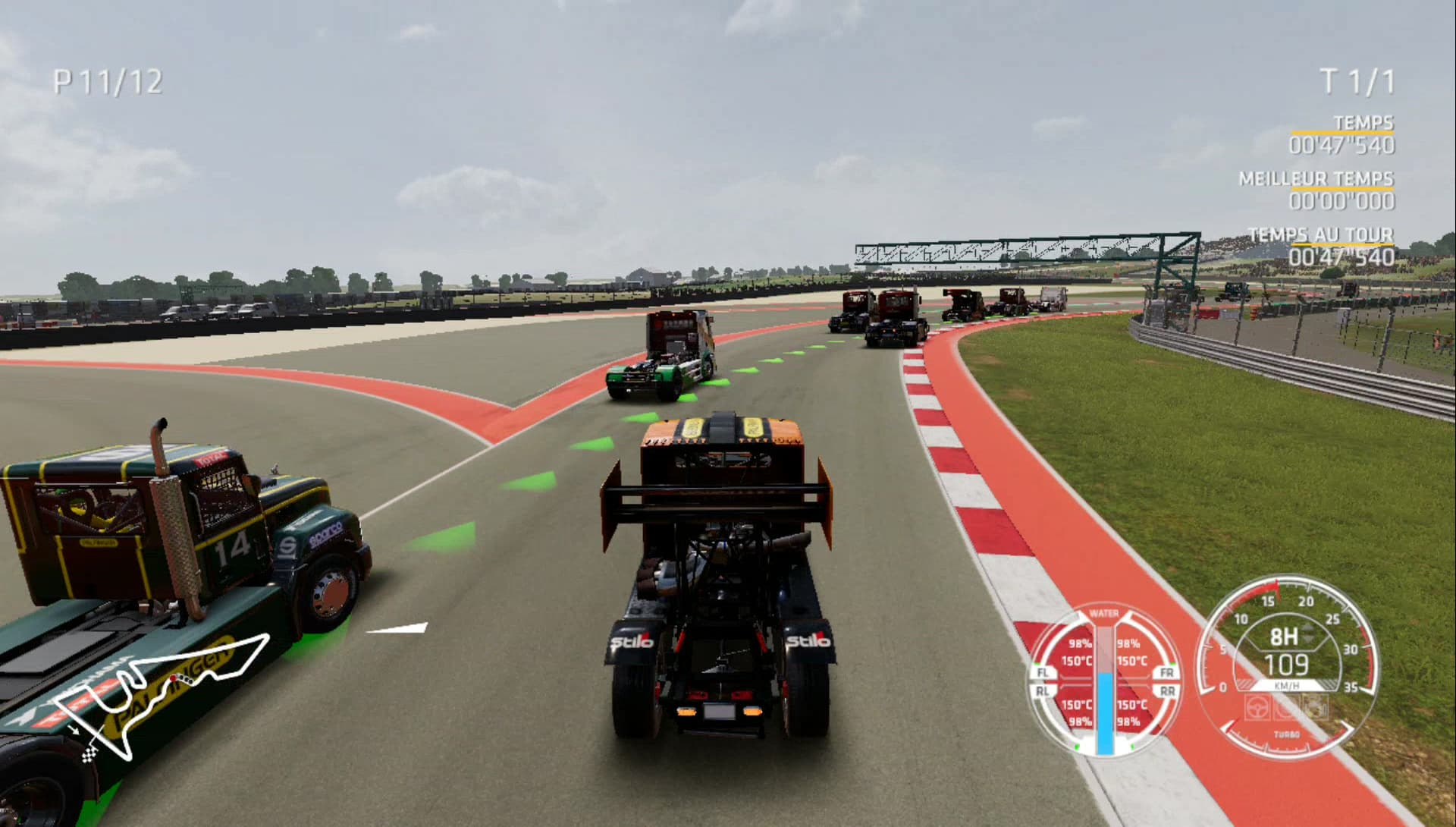 FIA European Truck Racing Championship Xbox One