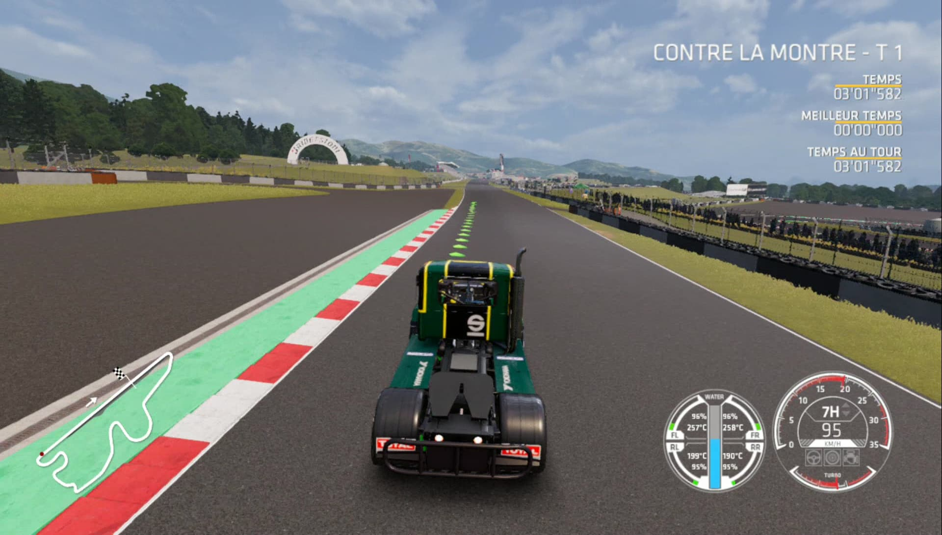 FIA European Truck Racing Championship Xbox