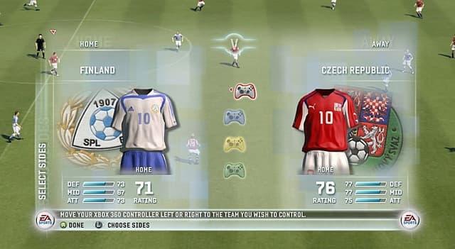 FIFA 06: En Route pour la Coupe du Monde - Image n°8