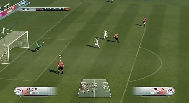 FIFA 06: En Route pour la Coupe du Monde Xbox