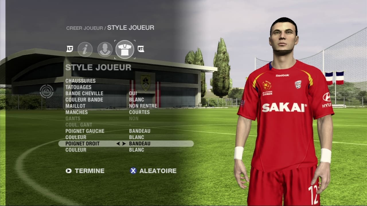 FIFA 09: Ultimate Team Xbox 360