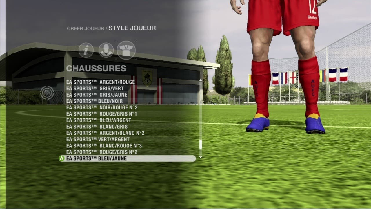 Xbox 360 FIFA 09: Ultimate Team