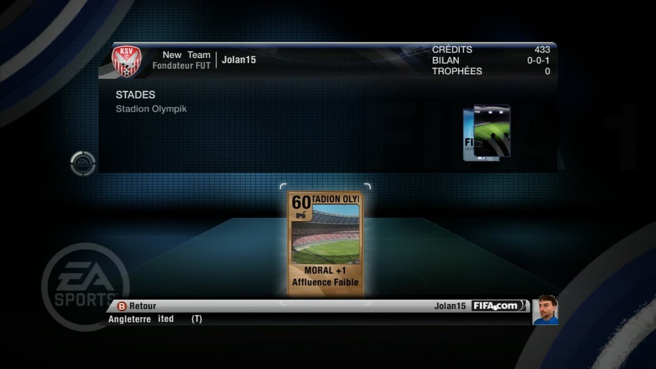 FIFA 10: Ultimate Team Xbox
