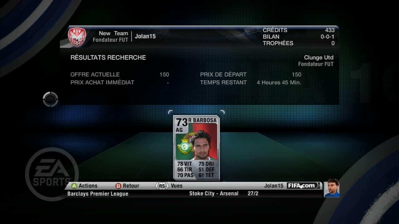 Xbox 360 FIFA 10: Ultimate Team
