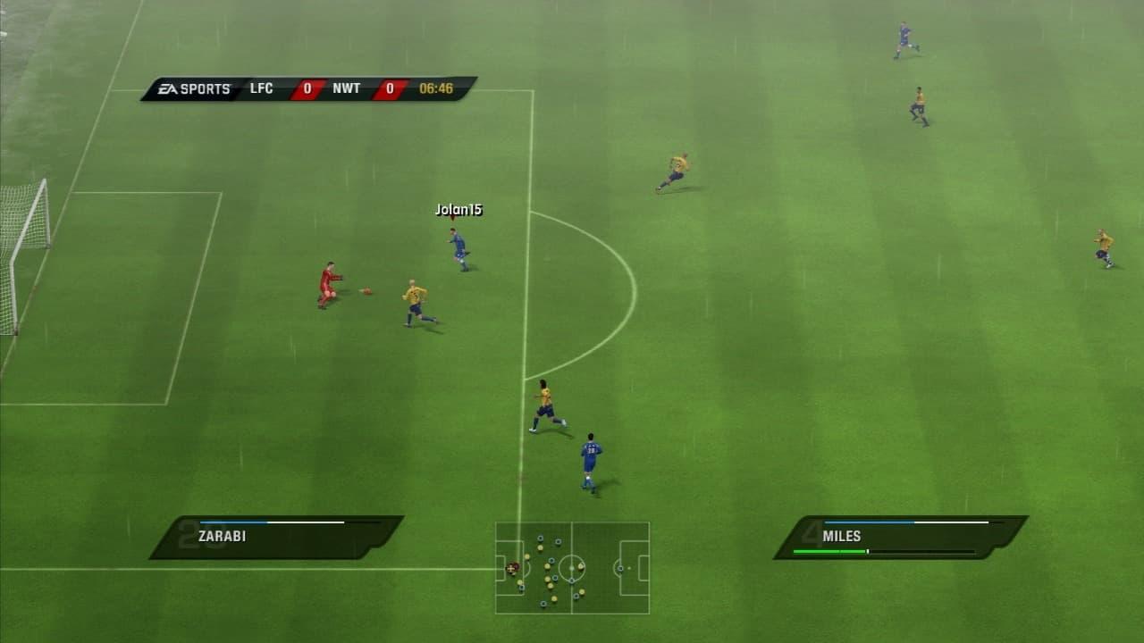 FIFA 10: Ultimate Team Xbox 360