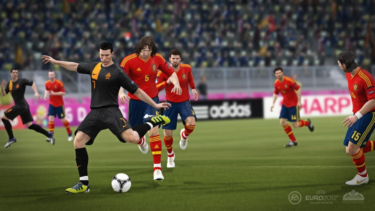 Xbox 360 FIFA 12: UEFA EURO 2012