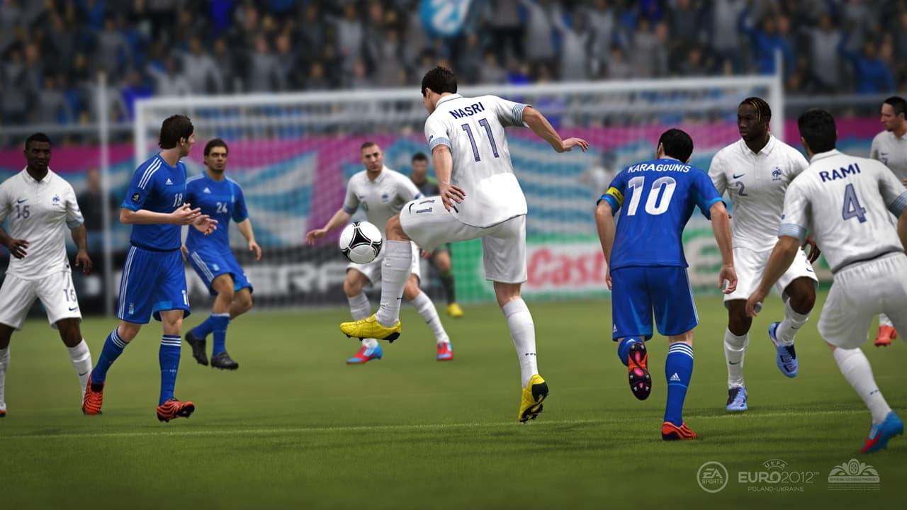 FIFA 12: UEFA EURO 2012 - Image n°8