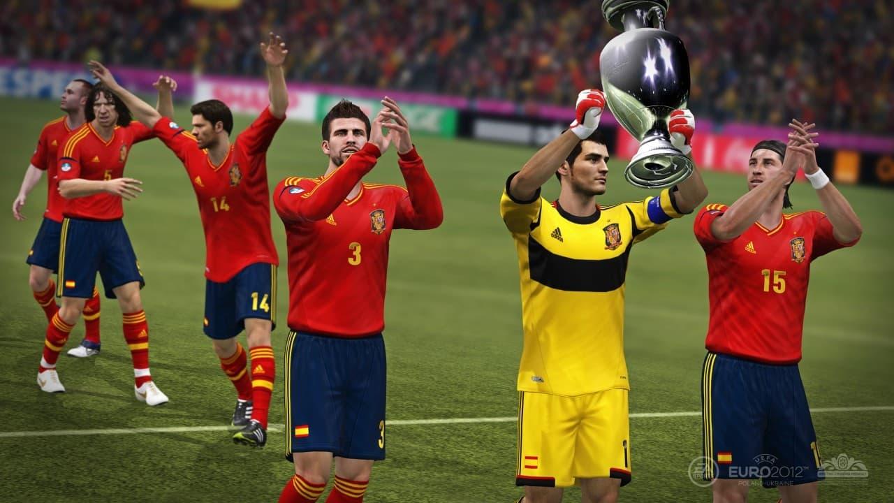 FIFA 12: UEFA EURO 2012 Xbox