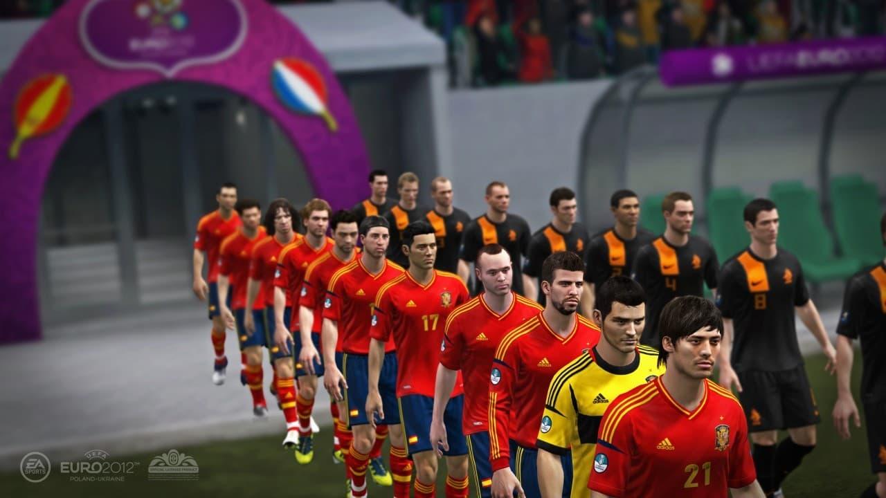 FIFA 12: UEFA EURO 2012