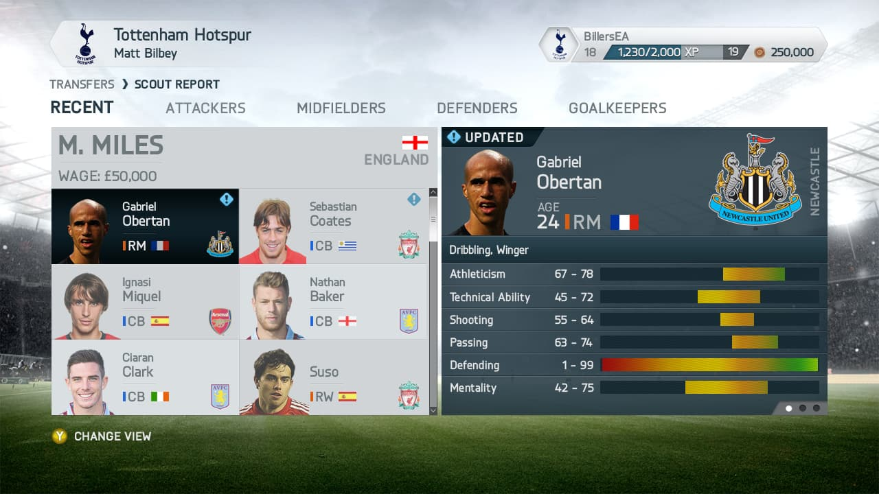 FIFA 14 Xbox