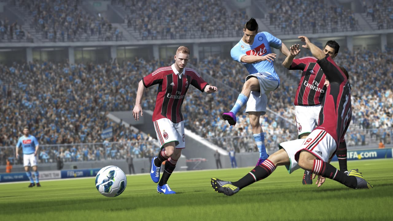 FIFA 14 - Image n°7