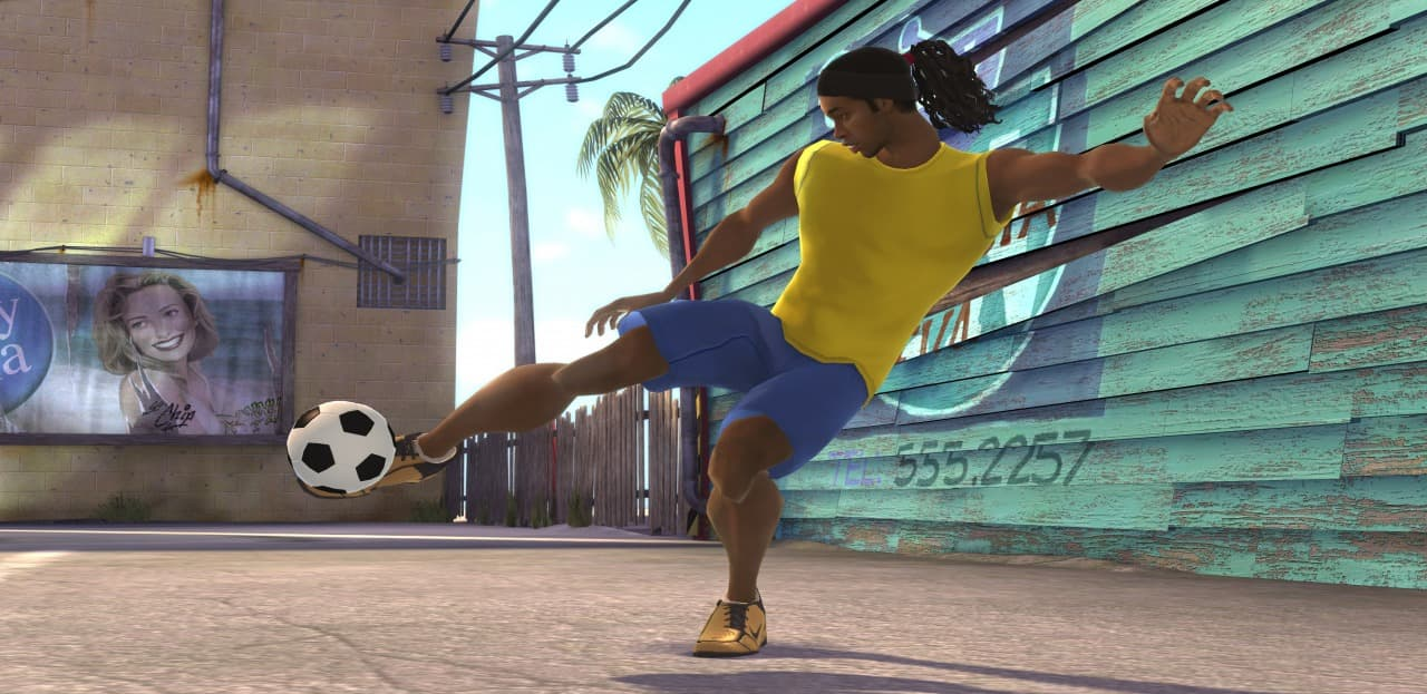 FIFA Street 3 Xbox