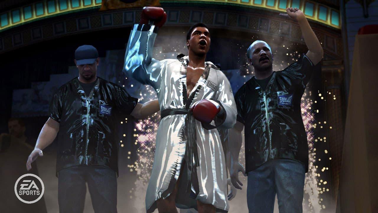 Fight Night: Round 4 Xbox 360