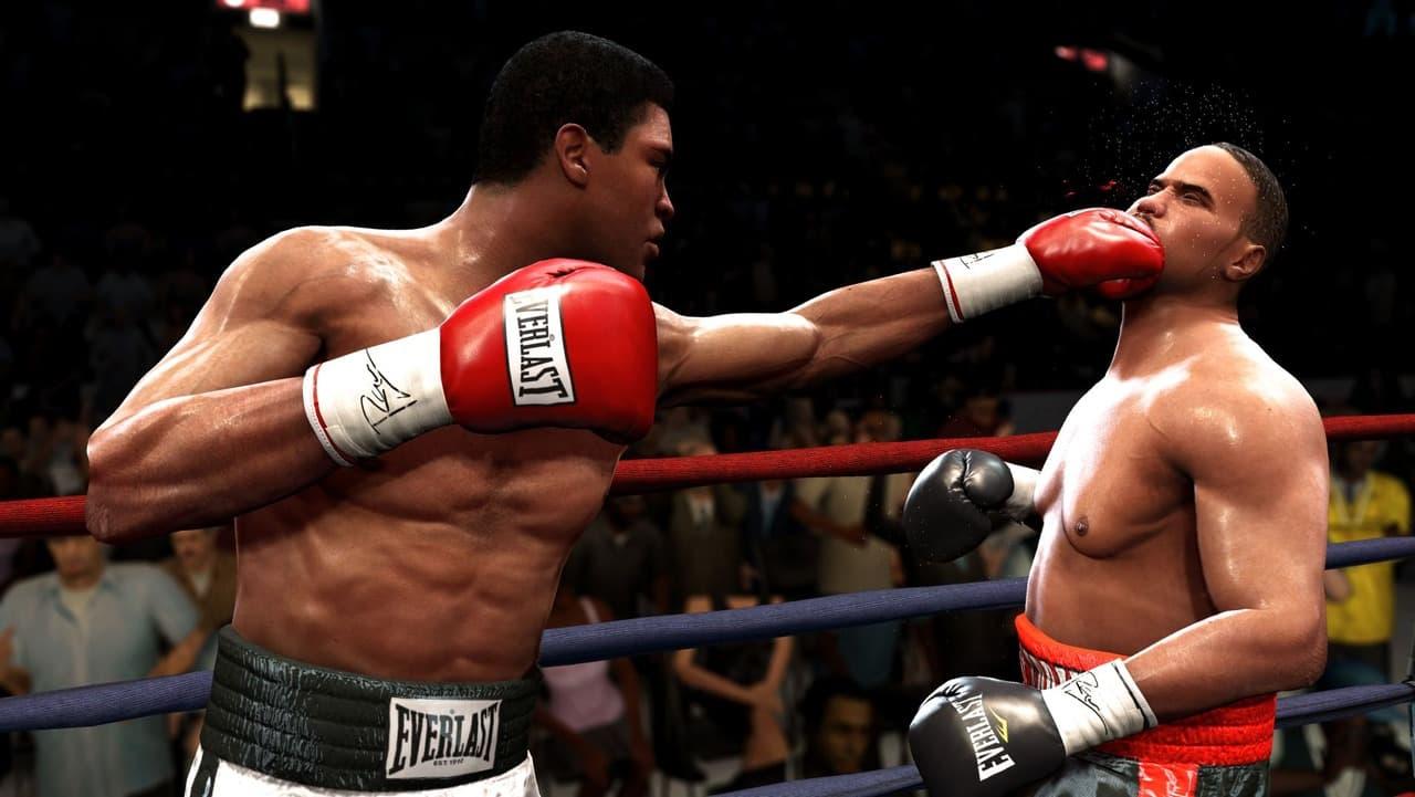 Xbox 360 Fight Night: Round 4