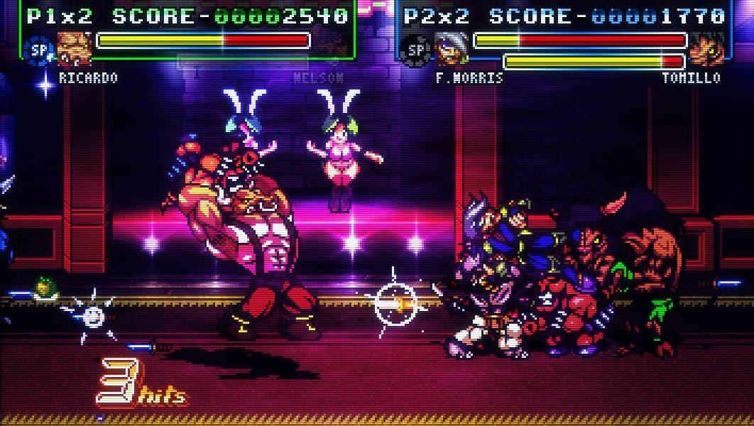 Fight'N Rage Xbox