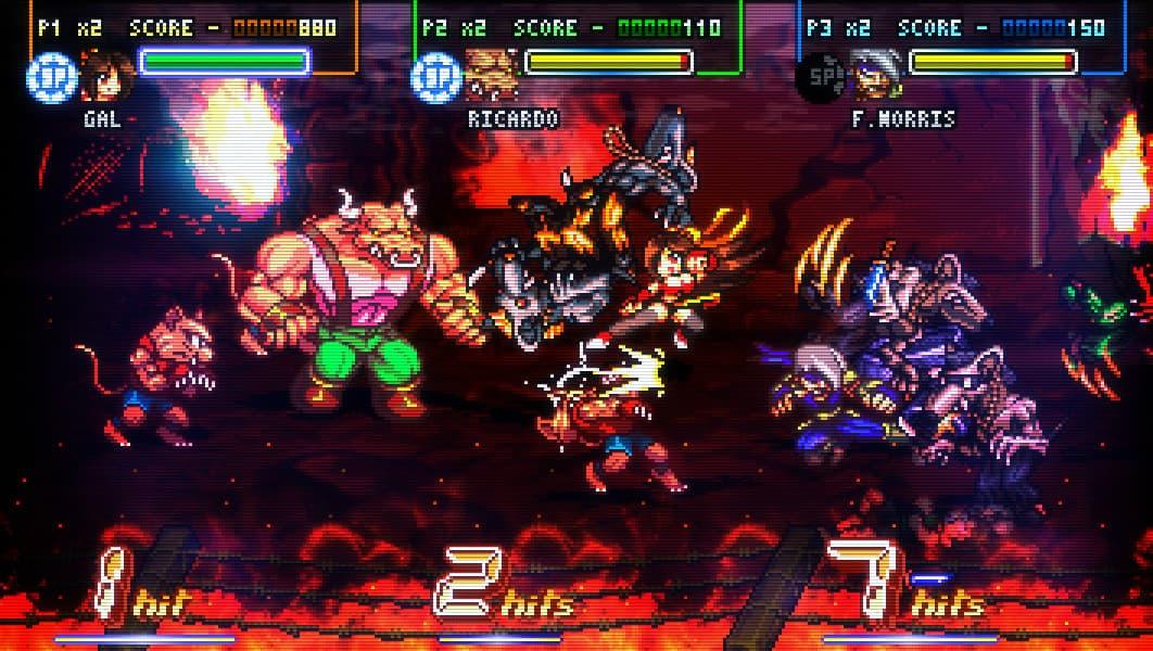 Xbox One Fight'N Rage