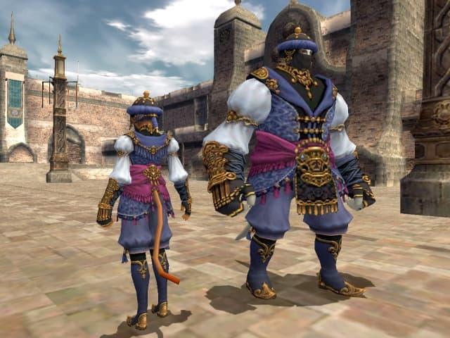 Final Fantasy XI Online - Image n°6