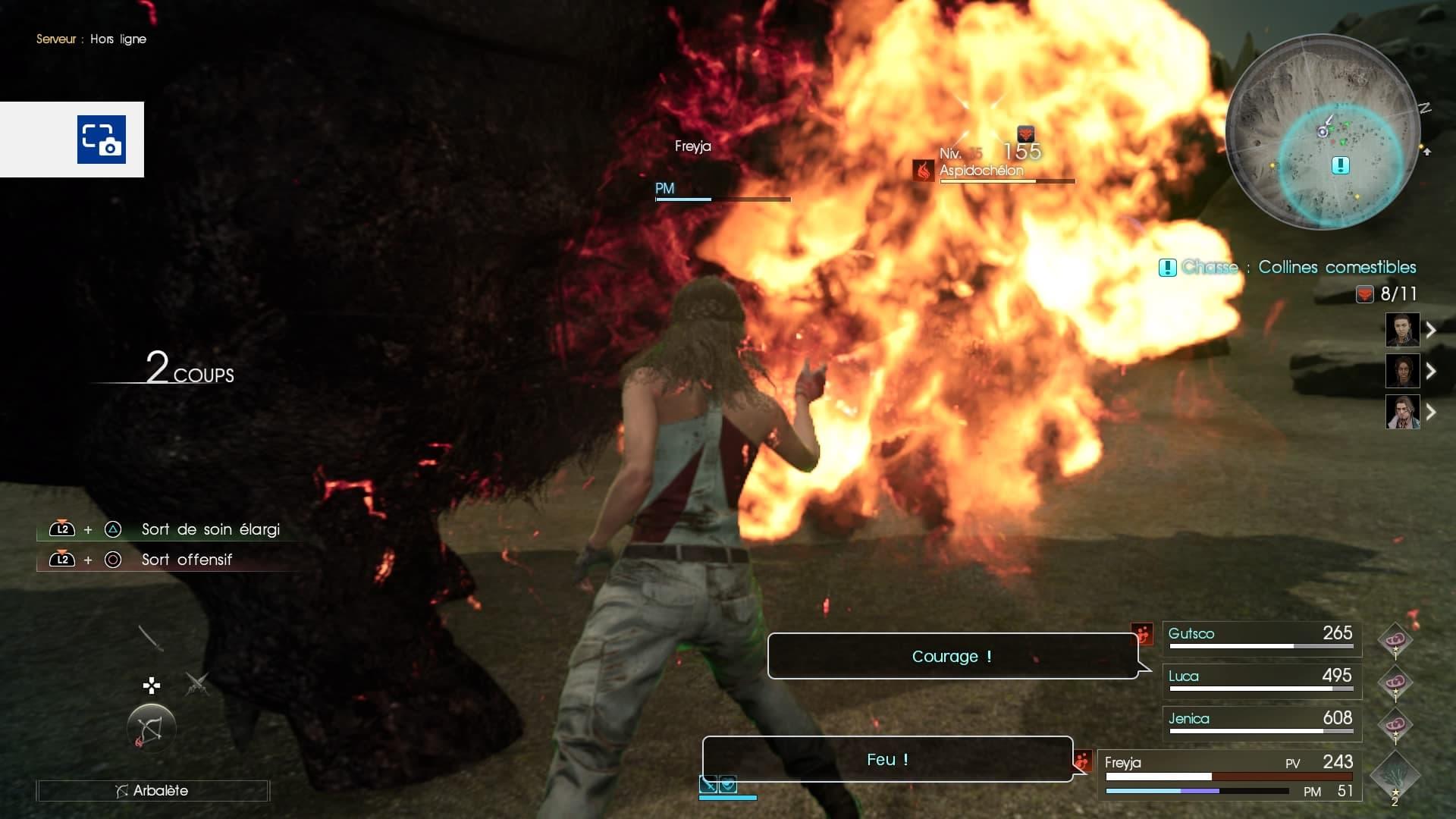Final Fantasy XV - Frères d'Armes Xbox