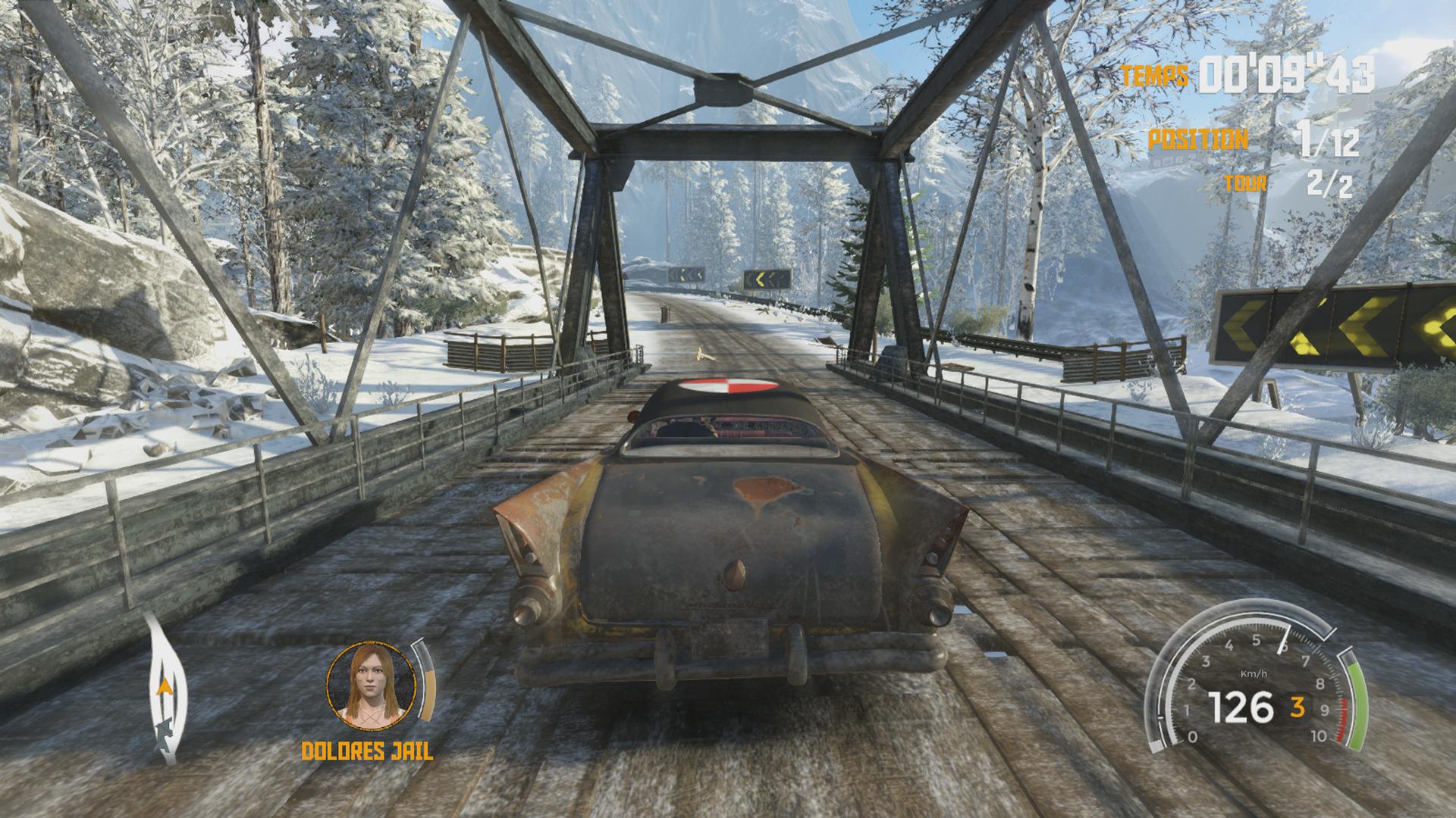 Xbox One FlatOut 4 : Total Insanity