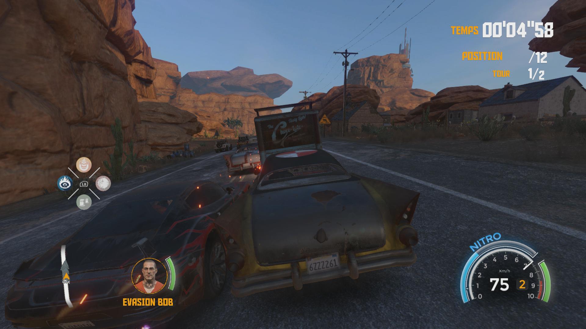 FlatOut 4 : Total Insanity Xbox
