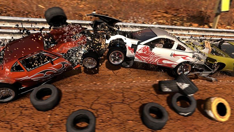 Flatout Ultimate Carnage Xbox 360