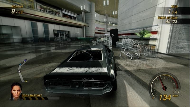 Flatout Ultimate Carnage Xbox
