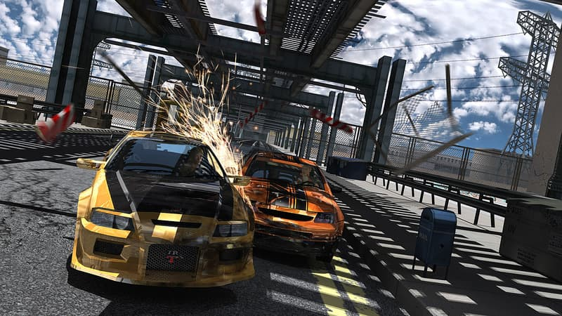 Xbox 360 Flatout Ultimate Carnage
