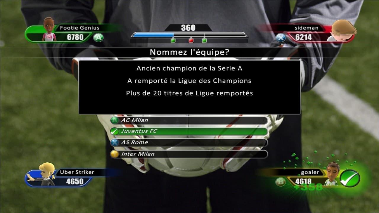 Football Genius: The Ultimate Quiz - Image n°7