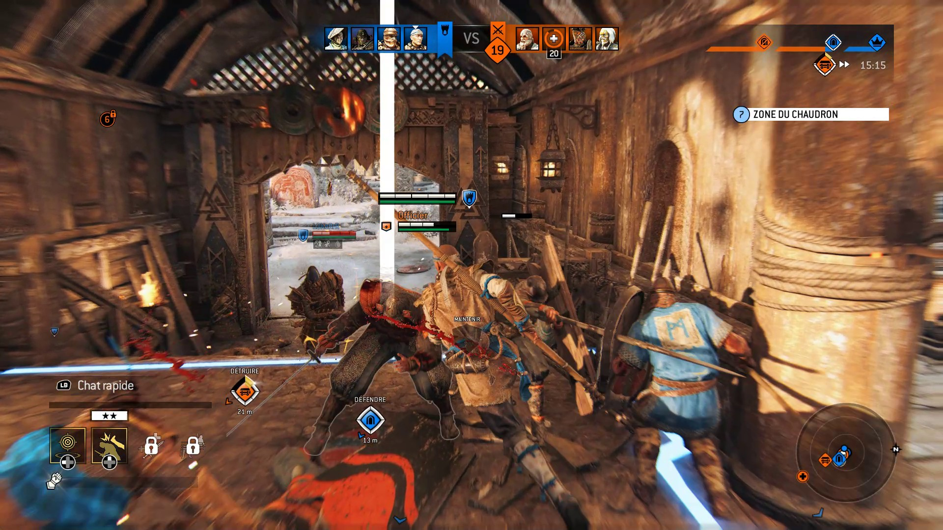 For Honor : Marching Fire Xbox