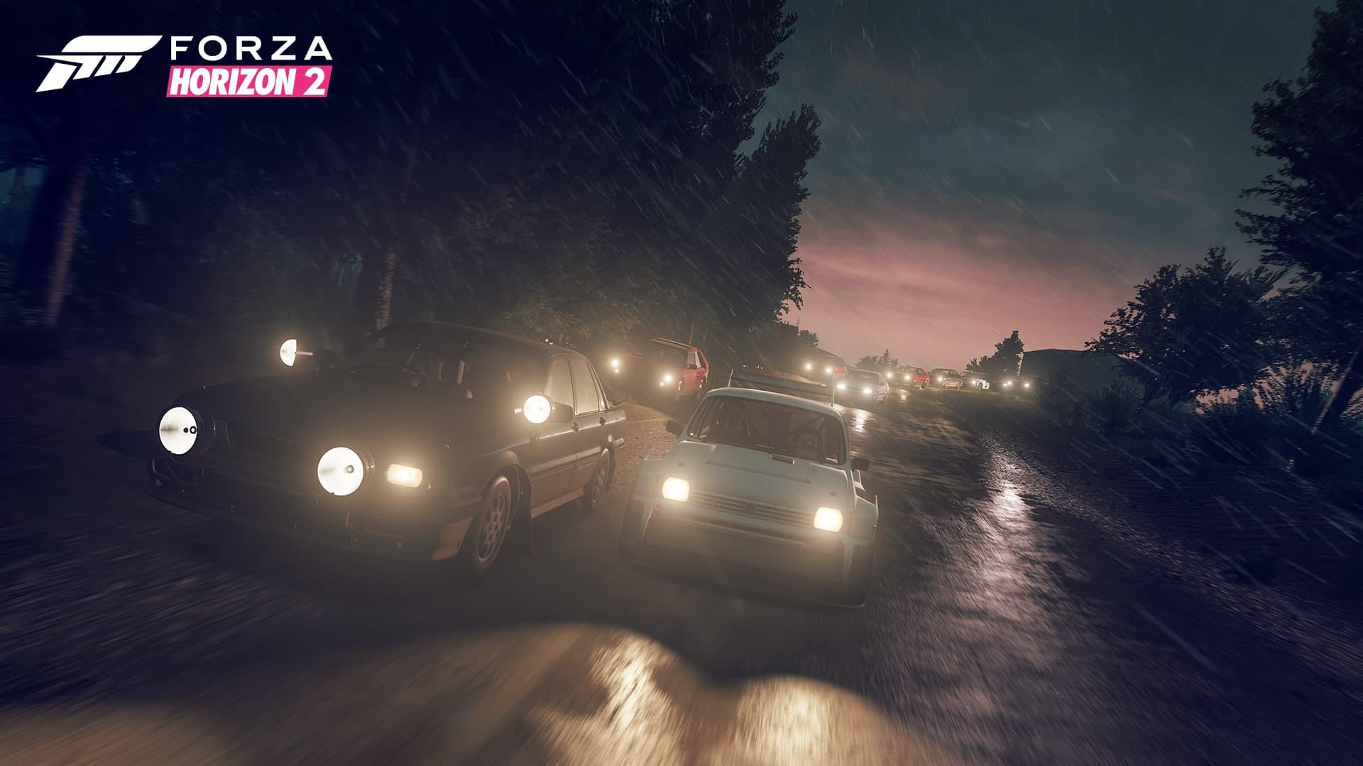 Forza Horizon 2: Storm Island Xbox