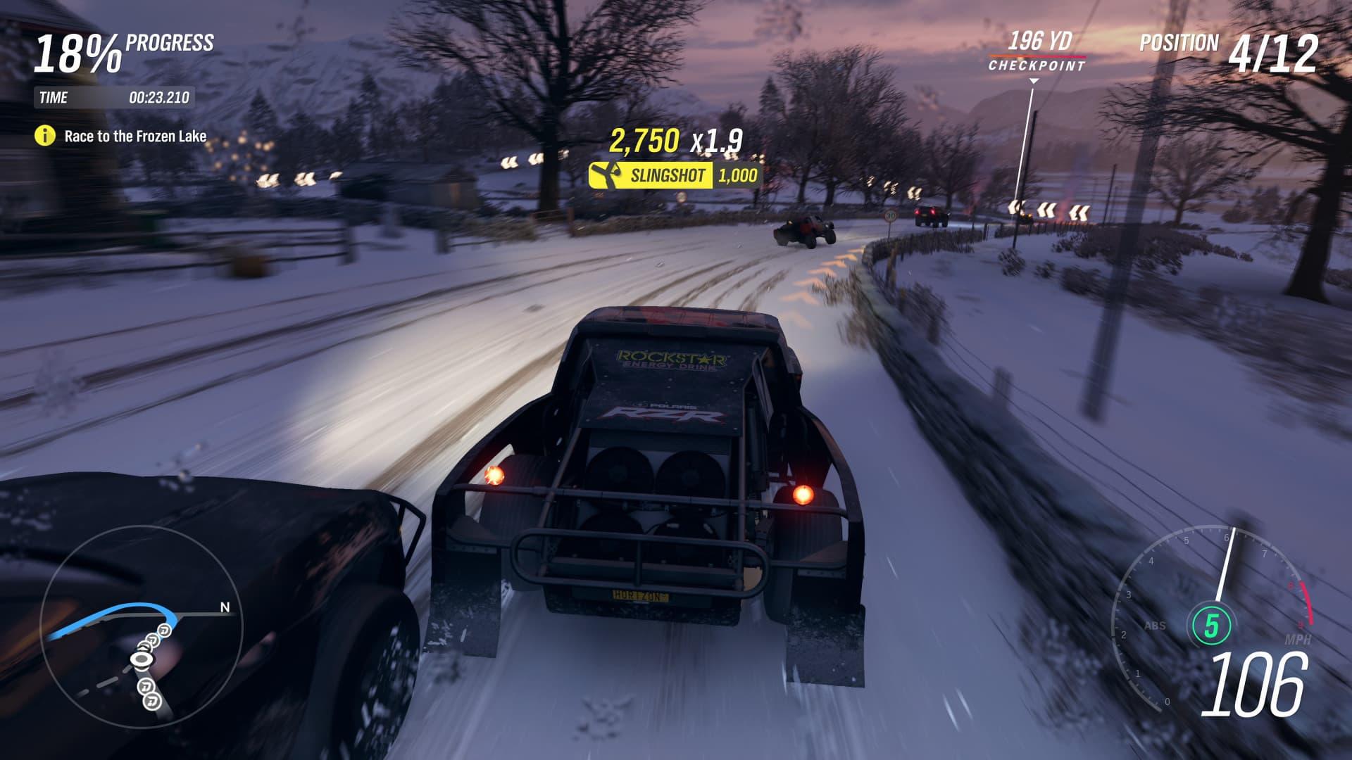Xbox Series X & S Forza Horizon 4
