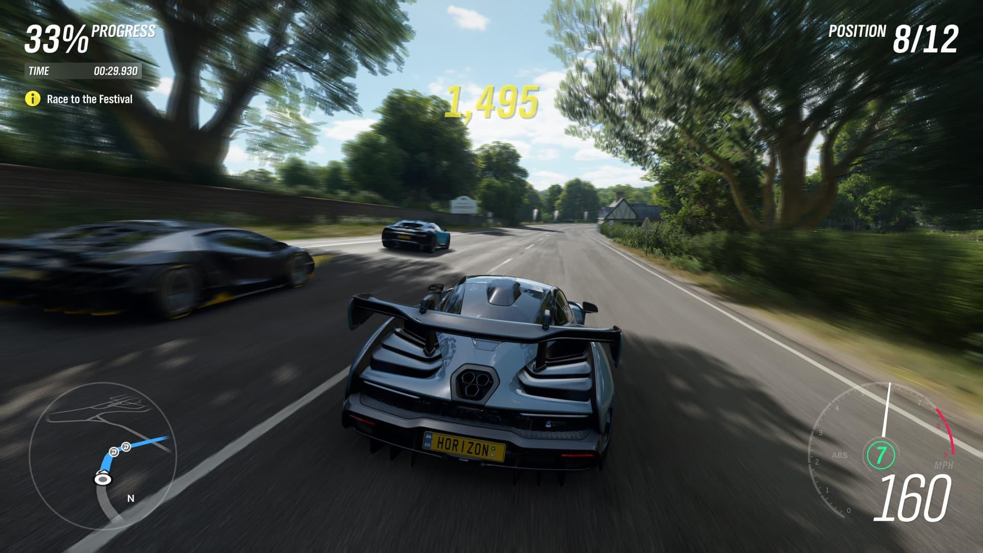 Forza Horizon 4 Xbox Series X & S